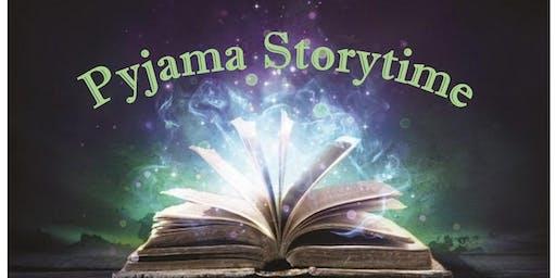 Pyjama Storytime (3-8yrs)