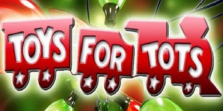 Jokes That Give Back Presents: Toys4Tots tickets
