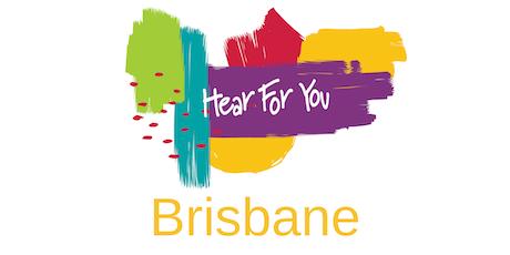 Hear For You QLD Life Goals & Skills Metro - Brisbane 2020 tickets
