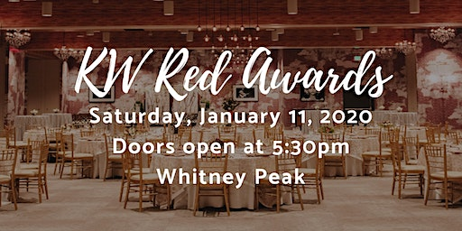 KW Red Awards