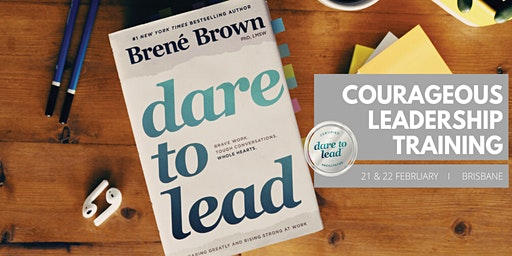 Dare to Lead™  - Two (2) Day Training