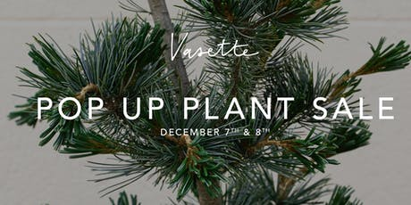 Pop-up Plant Sale! tickets