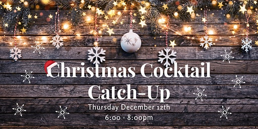 IAP2 & Social Pinpoint | Christmas Cocktail Catch-Up 2019 | Newcastle