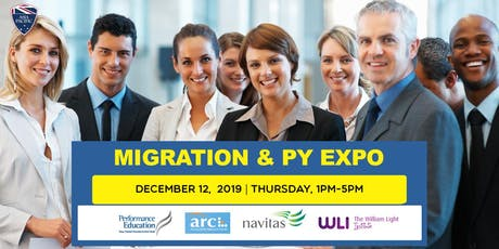 PY & MIGRATION EXPO 2019 tickets
