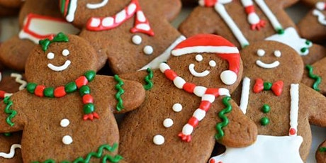 Gingerbread Making Workshop - Christmas Experience tickets