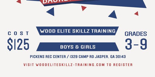 Wood Elite Skillz Training Christmas Camp