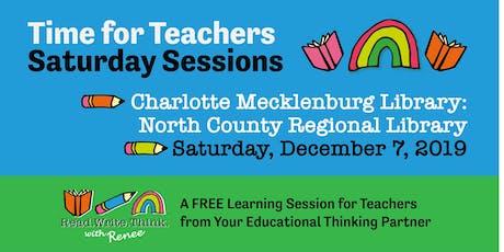 Time for Teachers - Huntersville tickets