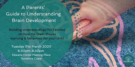 A Parents' Guide to Understanding Brain Development: Supporting Your Child tickets