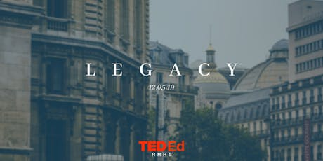 TEDxYouth@RHHS Legacy tickets