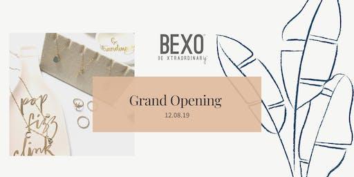 BEXO Grand Opening