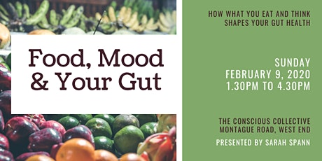 Food, Mood & Your Gut tickets