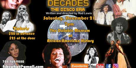 Decades: The Disco Era tickets