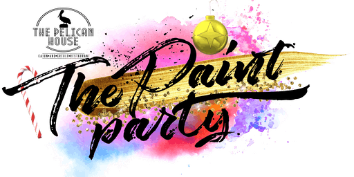 The Paint Party: Jingle & Mingle Edition