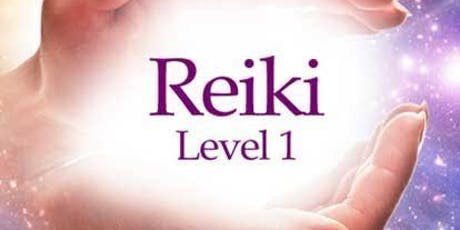 Reiki level 1 tickets