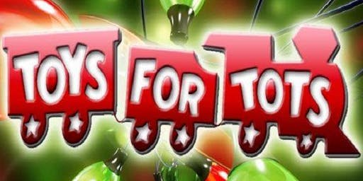 Speechless: The Ultimate Improvisational Gauntlet: Toys4Tots Fundraiser