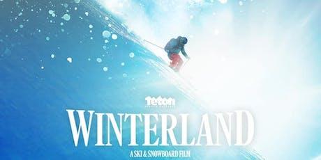 TGR Winterland Movie Premier tickets