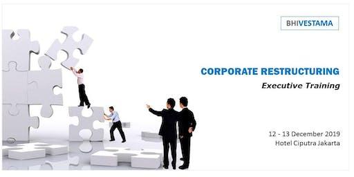WORKSHOP : CORPORATE RESTRUCTURING