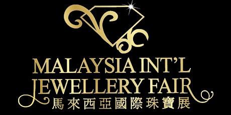 Malaysia International Jewellery Fair (MIJF) 2020 tickets