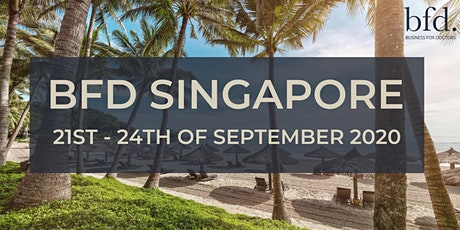 BFD Singapore 2020 tickets