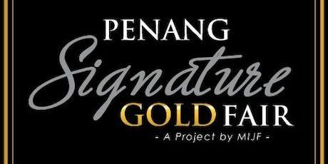 Penang Signature Gold & Jewellery Fair (PSG) 2020 tickets