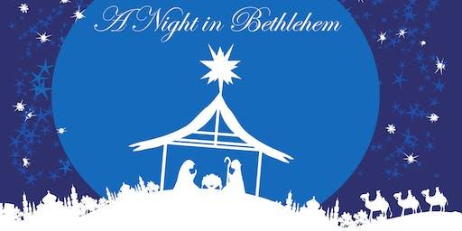 A Night in Bethlehem - Waskom Dance 2019 Christmas Recital