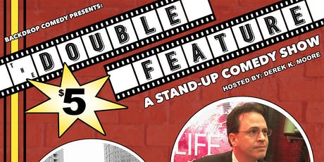 The Double Feature: A Live Comedy Show! tickets