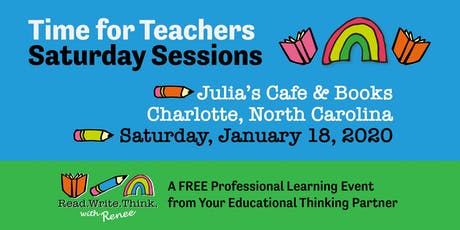 Time for Teachers - Charlotte tickets