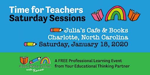 Time for Teachers - Charlotte