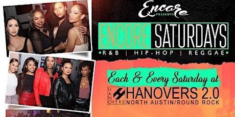 Encore Saturdays 1.11 | R&B, Hip-Hop, Reggae tickets