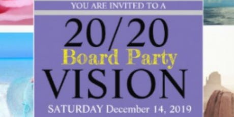 Girl's Day In 20/20 Vision Board Party tickets