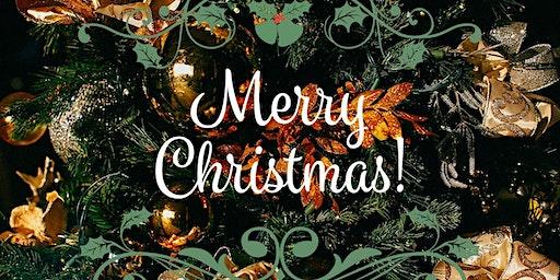 Christmas at Regus Moore Street