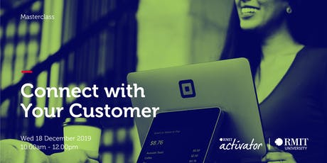 Masterclass - Connect with Your Customer tickets