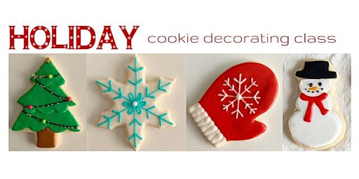 Holiday Cookie Decorating at 392!