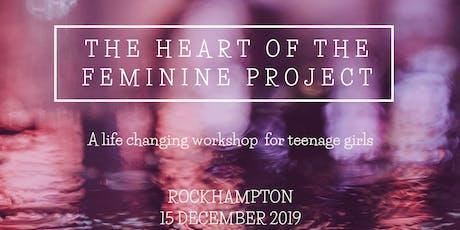 Heart of the Feminine Workshop - ROCKHAMPTOM tickets