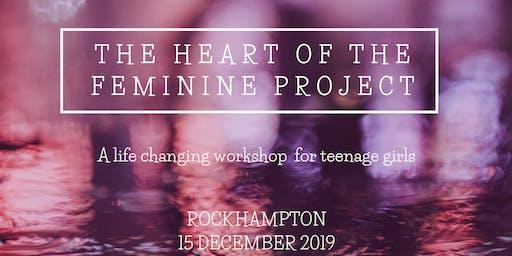 Heart of the Feminine Workshop - ROCKHAMPTOM