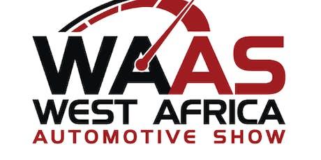 West Africa Automotive Show tickets