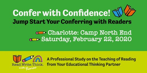 Confer With Confidence: Camp North End