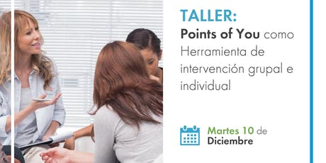 Points of You como Herramienta de intervención grupal e individual entradas