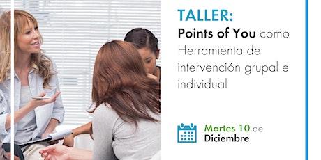 Points of You como Herramienta de intervención grupal e individual entradas