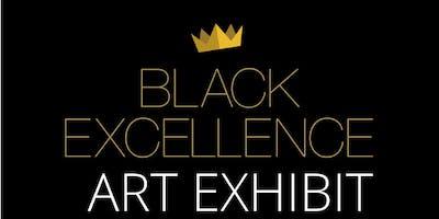 Mindful Art Exhibit: Black Excellence 2019 Recap