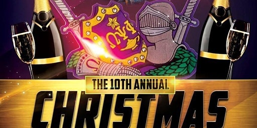 Christmas with the Ques, 10th Annual Scholarship Gala, with Julian Vaughn