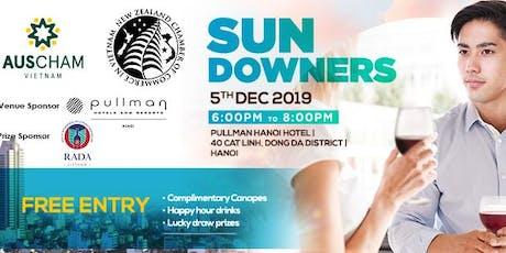 Ha Noi- December Sundowners tickets