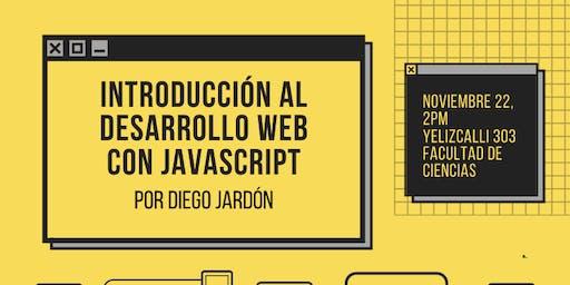 Introducción al Desarrollo Web con Javascript