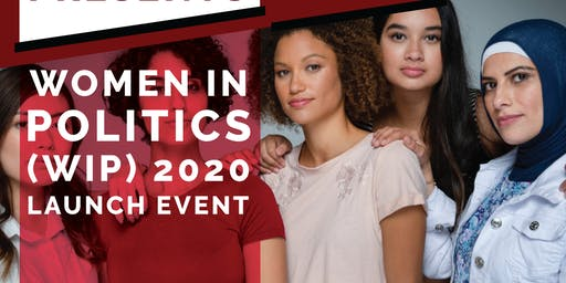 WIP-Women In Politics 2020 Launch Event