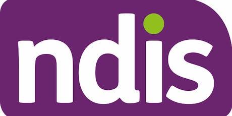 Accessing the NDIS - Brisbane CBD tickets
