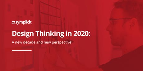 Design Thinking in 2020: A new decade and new perspective (Melbourne) - 2 day course tickets