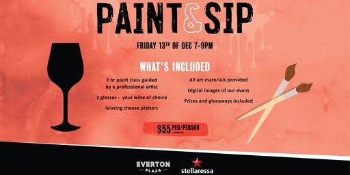 Paint & Sip at Everton Plaza