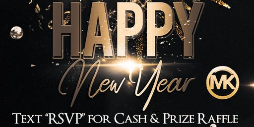 2020 Happy New Years Party at El Galaxy