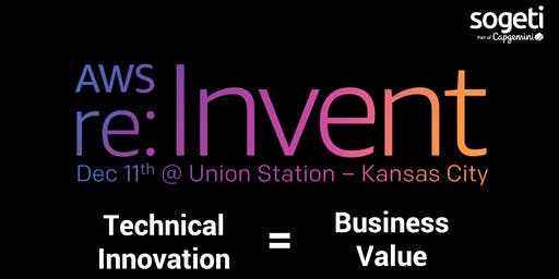 AWS re:Invent KC re:Play 2019