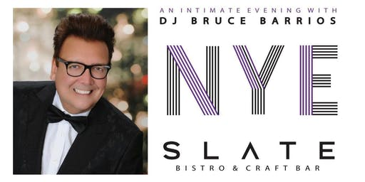 New Years Eve Celebration with Bruce Barrios